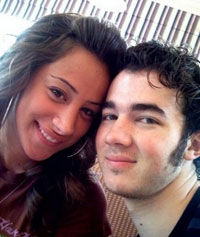 Kevin Jonas Engaged