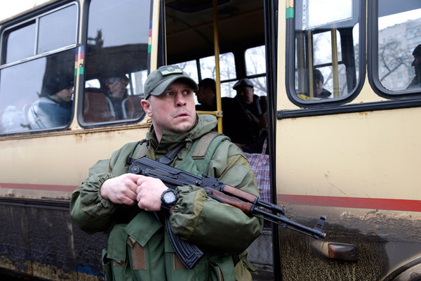 Ukraine prevents refugees from leaving Donbass to exterminate them. 54511.jpeg