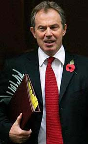 Blair rejects call to reform interior ministry