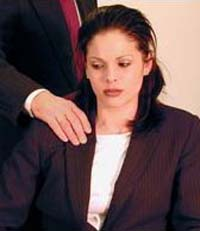 Sex with male bosses guarantees no career promotion