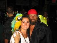 Florida annual Fantasy Fest costume celebration in full swing