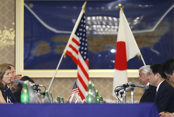 Where will US lose its bases after Japan?. US and Japan