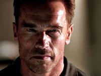 Schwarzenegger tries to end Hollywood writers strike