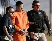 Terrorist Jose Padilla undergos trial
