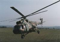 Mi-8 helicopter crashes in Siberia killing 9