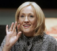 J.K. Rowling gets record price for copy of Harry Potter first edition