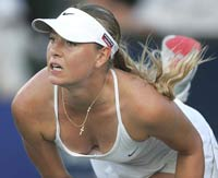 Maria Sharapova's outfits to be decorated with New York's skyline for U.S. Open