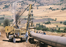 Iran, Pakistan, India to build joint gas pipeline