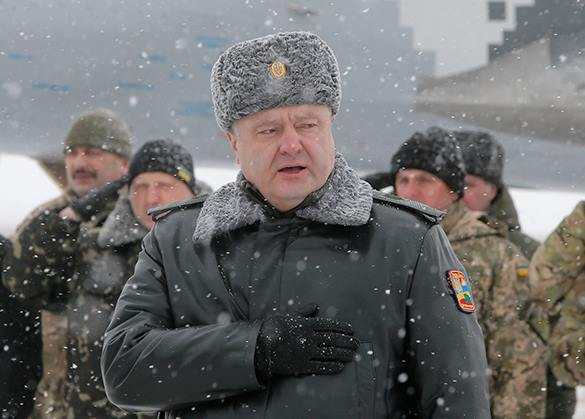 Petro Poroshenko ready to declare martial law in Ukraine. Petro Poroshenko