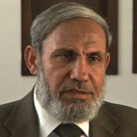 Hamas leader Mahmoud Zahar sais the group is open to cease-fire with Israel