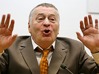 McDonald's restaurants should be closed throughout Russia, Zhirinovsky says. 52522.jpeg