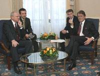 Ukraine coalition talks failed