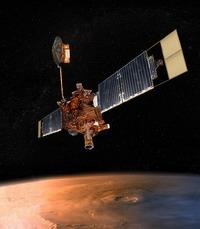 Mars Global Surveyor stops working