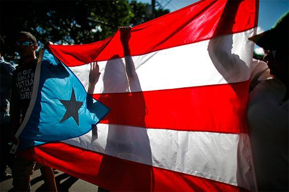 Puerto Ricans boost independence campaign against US. Puerto Rico