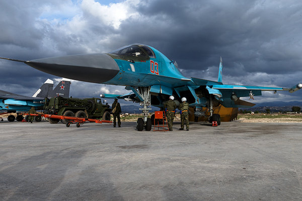 Putin orders immediate withdrawal of Russian troops from Syria. Russia pulling out from Syria