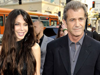 Mel Gibson Dons Fatherhood For Eighth Time