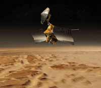 NASA investigating problems on latest Mars orbiter