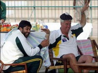 Autopsy on Pakistan cricket coach Bob Woolmer shows that he was strangled