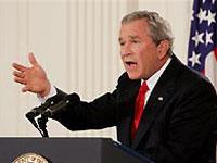 Bush demands explanations of Iran