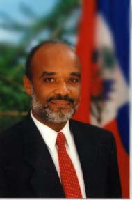 Rene Preval named president to prevent bloodshed in Haiti