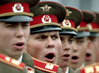 History of Russian Armed Forces started with biggest military redeployment ever