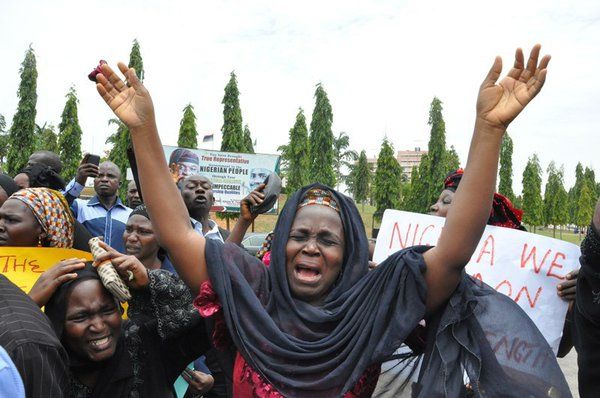 Let us not forget: 500th day of Chibok kidnapping. 56530.jpeg