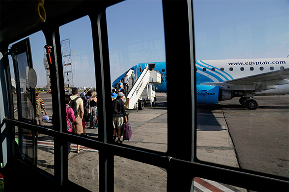 Egypt to raise security at airports to maximum level for Russia. 57530.jpeg