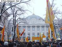 Orange forces to dominate in Ukraine's parliament