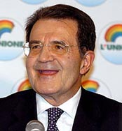 Prodi government is the largest ever in postwar Italy