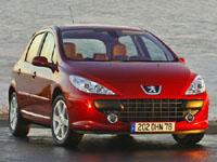 Peugeot recalling 240,000 307-model cars