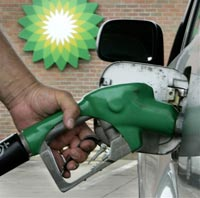 Oil prices fell below UDS 82 a barrel