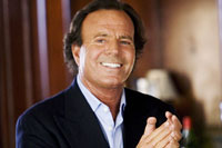 Julio Iglesias Marries Longtime Girlfriend in Private Ceremony