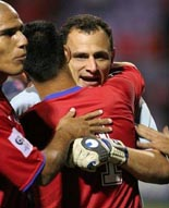 Costa Rica to change tactics after losing to Germany