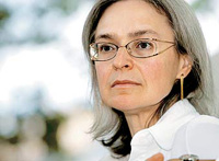 Putin finally reacts to Anna Politkovskaya's murder with cold-blooded statements