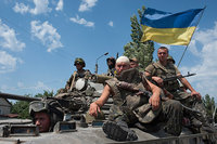 Donetsk and Luhansk to obtain special status they fight for. 53532.jpeg