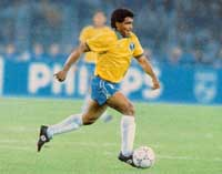 Romario nears 1,000th career goal - at least to his count