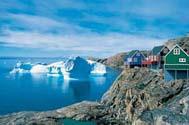 Greenland glaciers melting faster