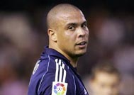 Brazilian president, Ronaldo try to put an end to weight controversy