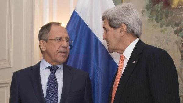 Patriots beat Hawks at Security Conference in Munich. Sergei Lavrov and John Kerry in Munich