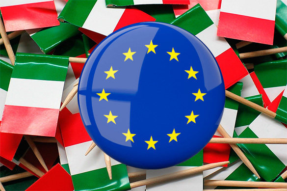 Italian party announces exit from EU. Italy