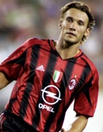 Coach refusing to say if Shevchenko will play against Spain