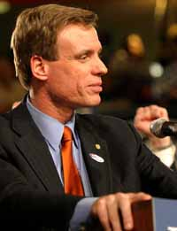Former Virginia governor will not run for president in 2008