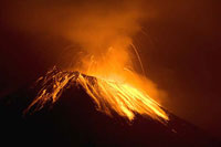 Sumatra Volcano Eruption Forces Thousands to Flee