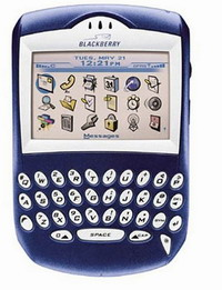 French government defense experts fear BlackBerry handheld computers