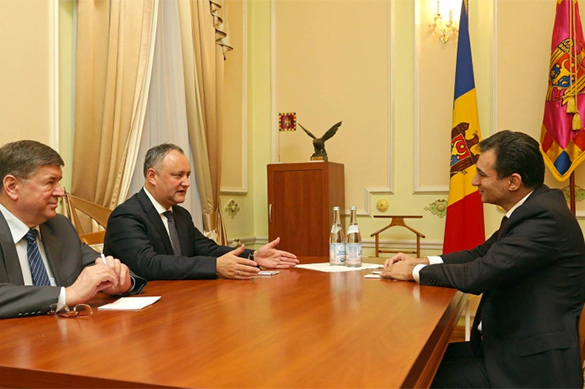 Head of Moldova meets with Russian, Turkish and Azerbaijani Ambassadors. Moldova, Russia, Azerbaijan