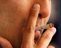 Smoking causes baldness, study finds