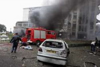4 UN employees may be among victims of car bombings in Algerian capital