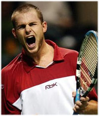 Davis Cup: Roddick starts off against outsider Minar