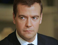 Medvedev Brings Into Focus
