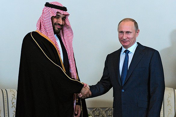 Saudi defense minister to come to Moscow to compromise on Syria. Saudi defense minister coming to Moscow